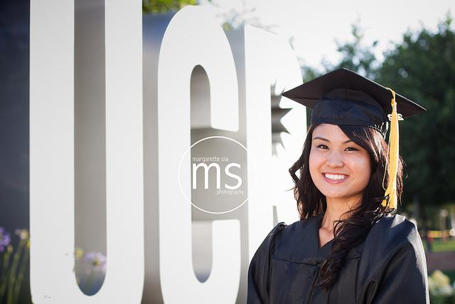 Jasmine's Graduation Photoshoot | UCR, Riverside, CA
