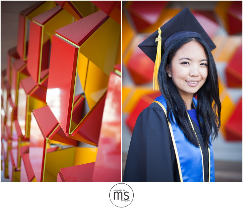 Natural Light Senior Portraits vs. Studio Portraits | Margarette Sia ...