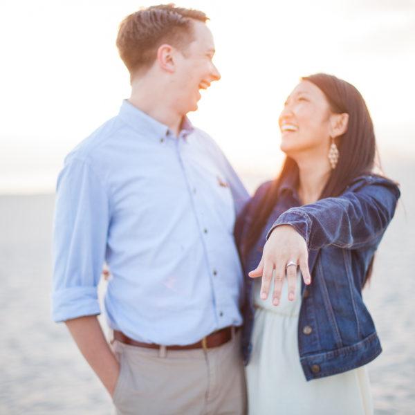 A Proposal: Wes & Sandy | Hotel Del Coronado, Coronado, California