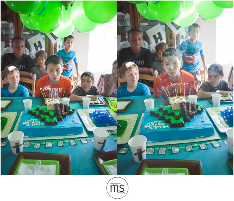 Minecraft Birthday Party_0029