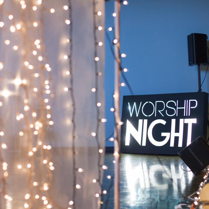 Worship Night Event at Bagong Buhay Christian Church   Temecula, CA