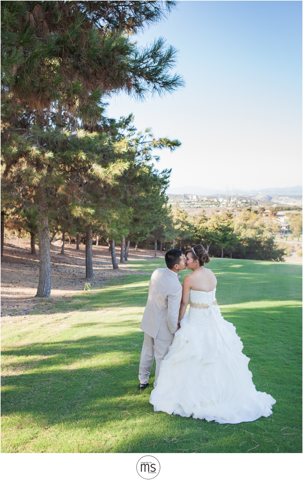 Eve and Frankie Wedding at Bella Collina San Clemente_0089