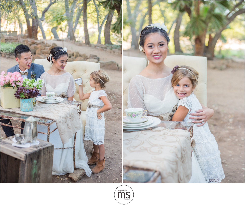 Handmade Coffee & Tea Styled Wedding Shoot | Escondido, CA ...