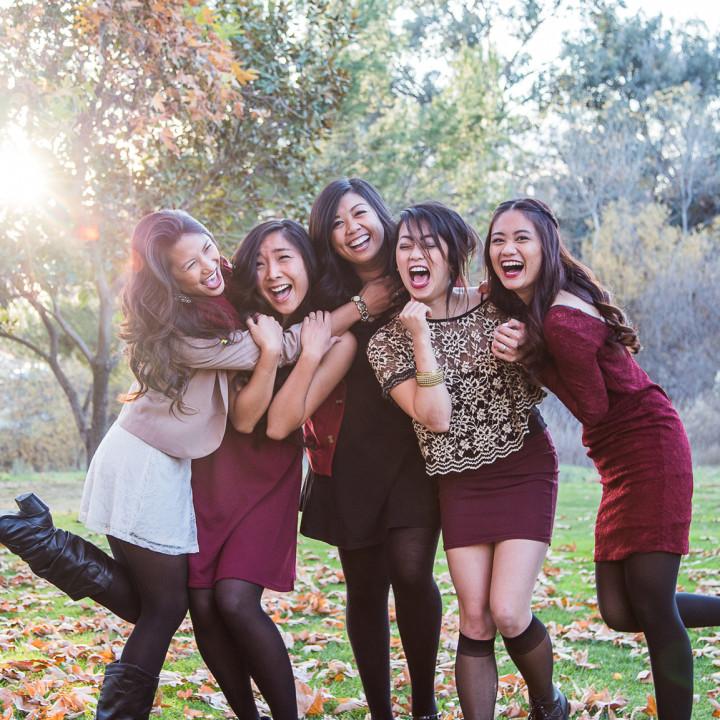 A Fun Friend Photoshoot | Murrieta, CA
