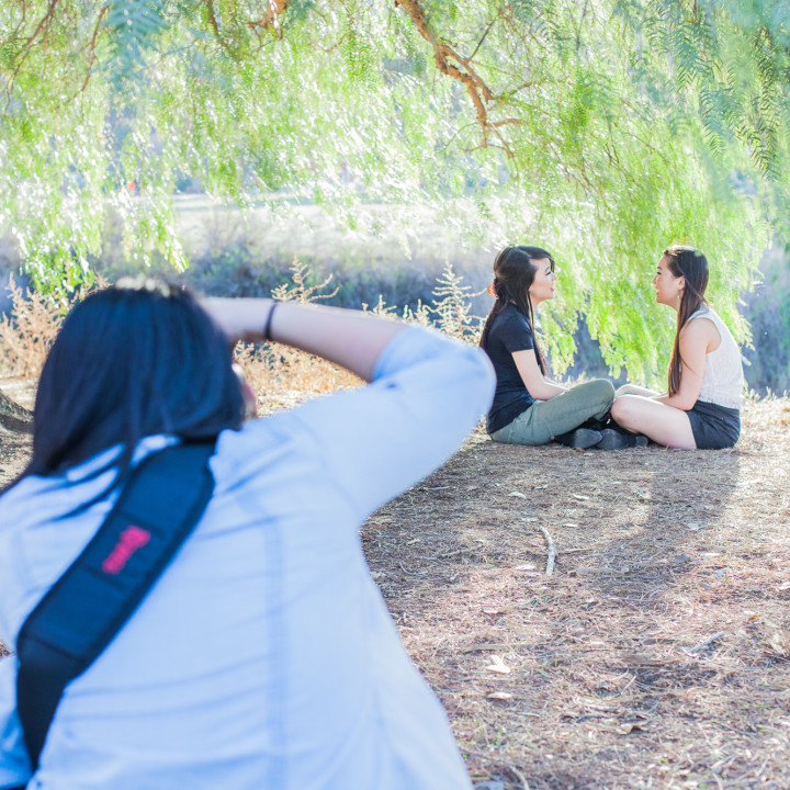 Portrait Posing Tips | Old Town Temecula, CA