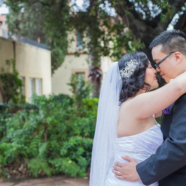 Philip & Ruby's Wedding | Maxwell House in Pasadena, CA