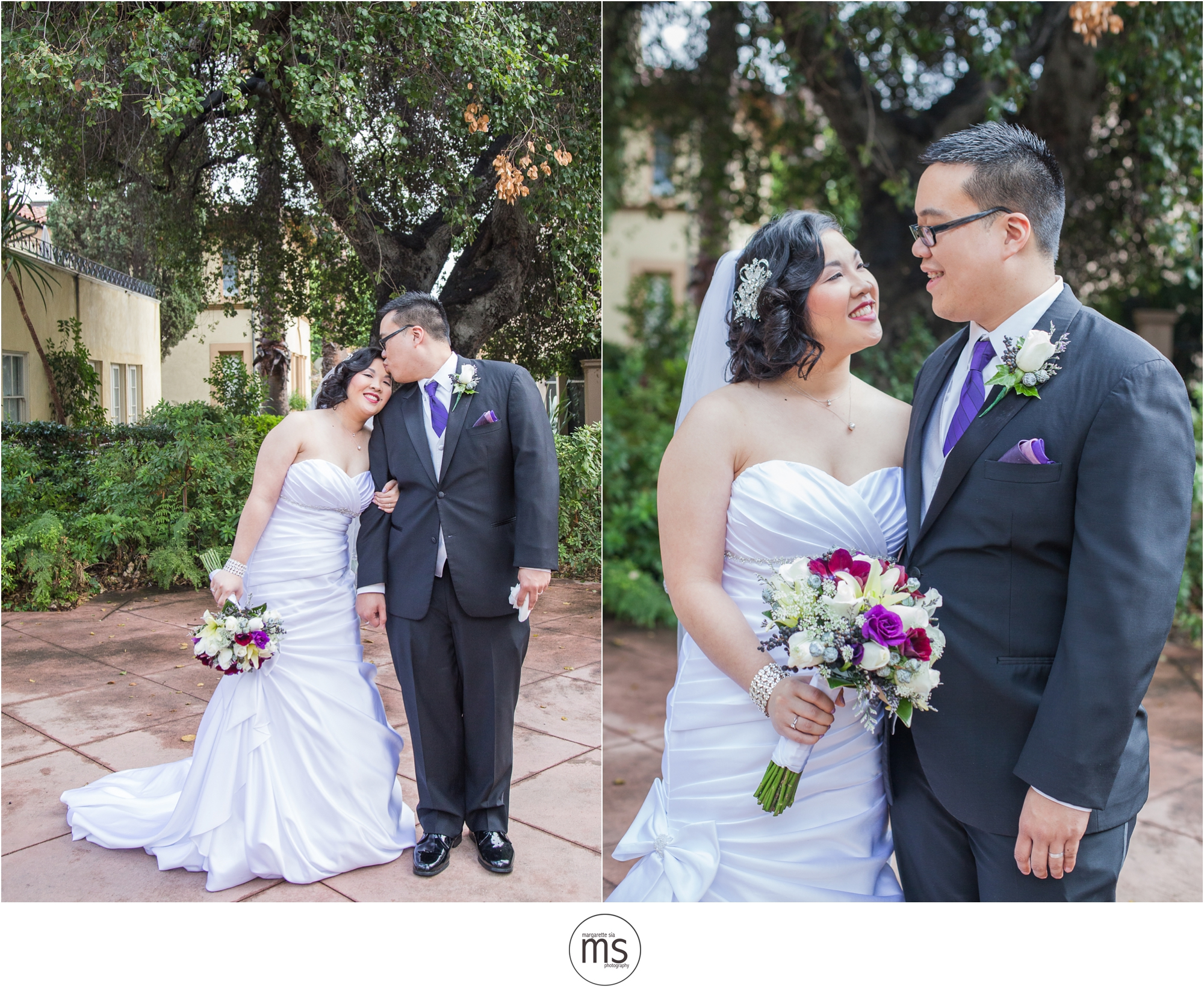 Philip & Ruby Maxwell House Wedding Photography Pasadena CA_0091