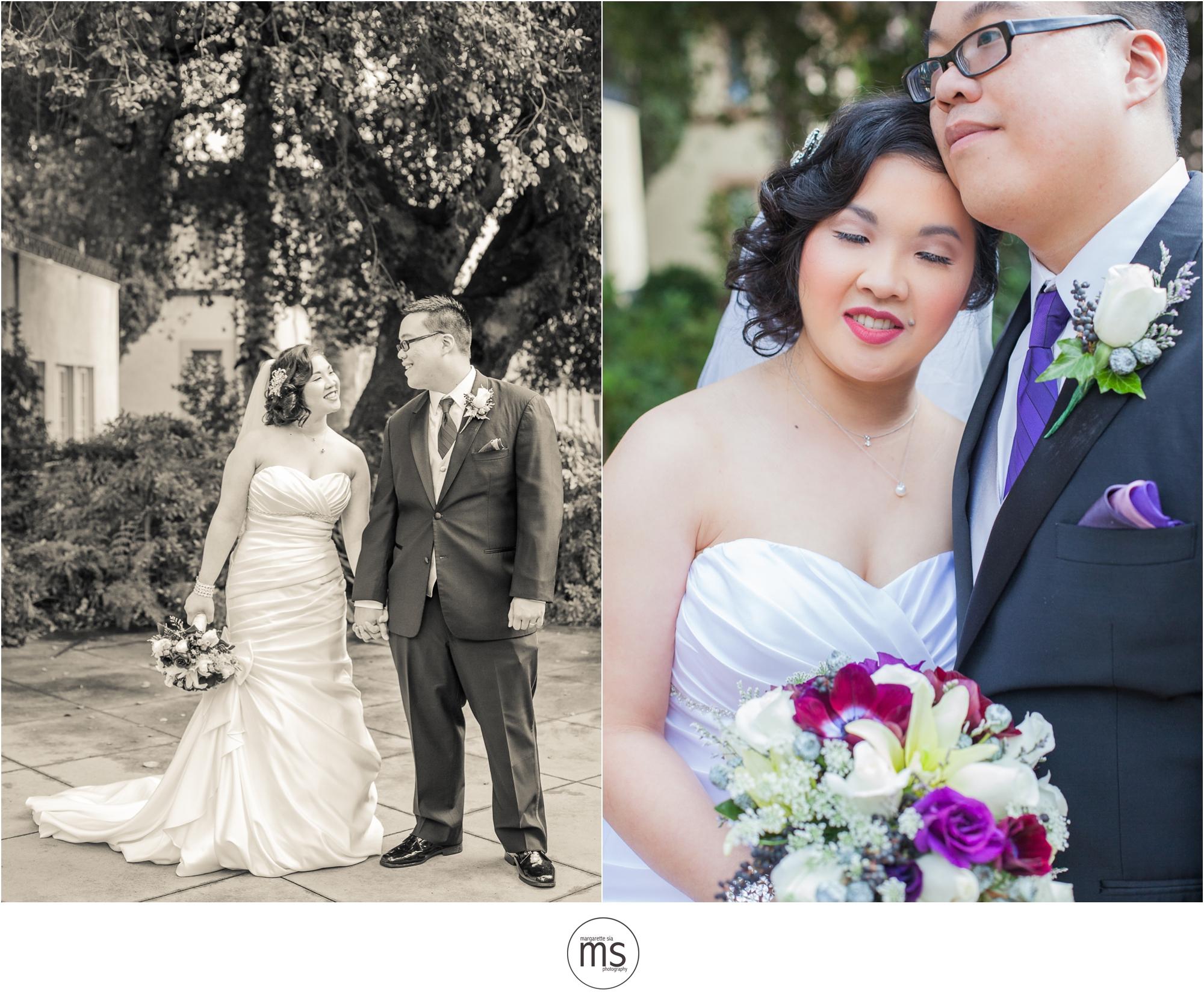 Philip & Ruby Maxwell House Wedding Photography Pasadena CA_0092
