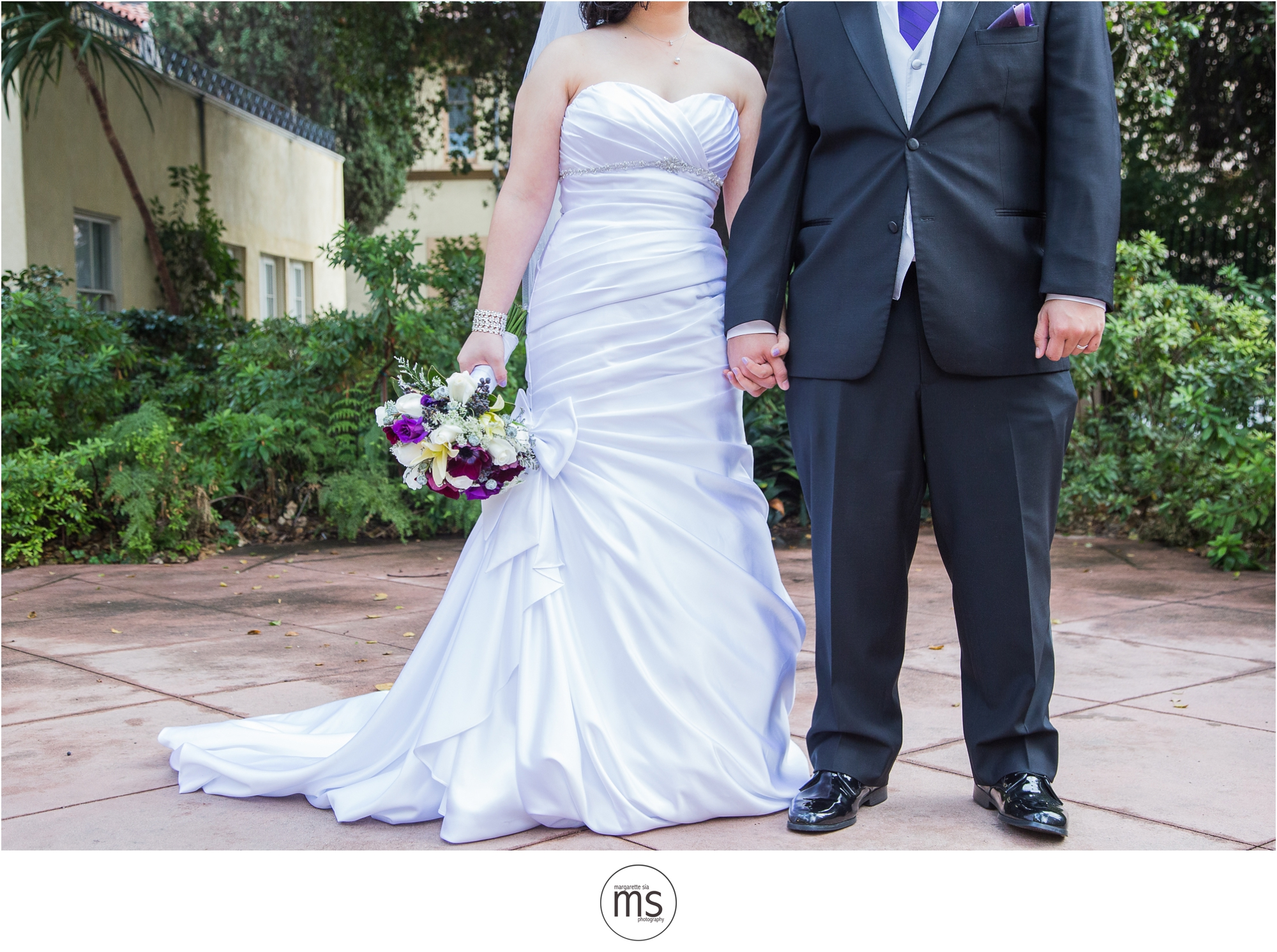 Philip & Ruby Maxwell House Wedding Photography Pasadena CA_0093