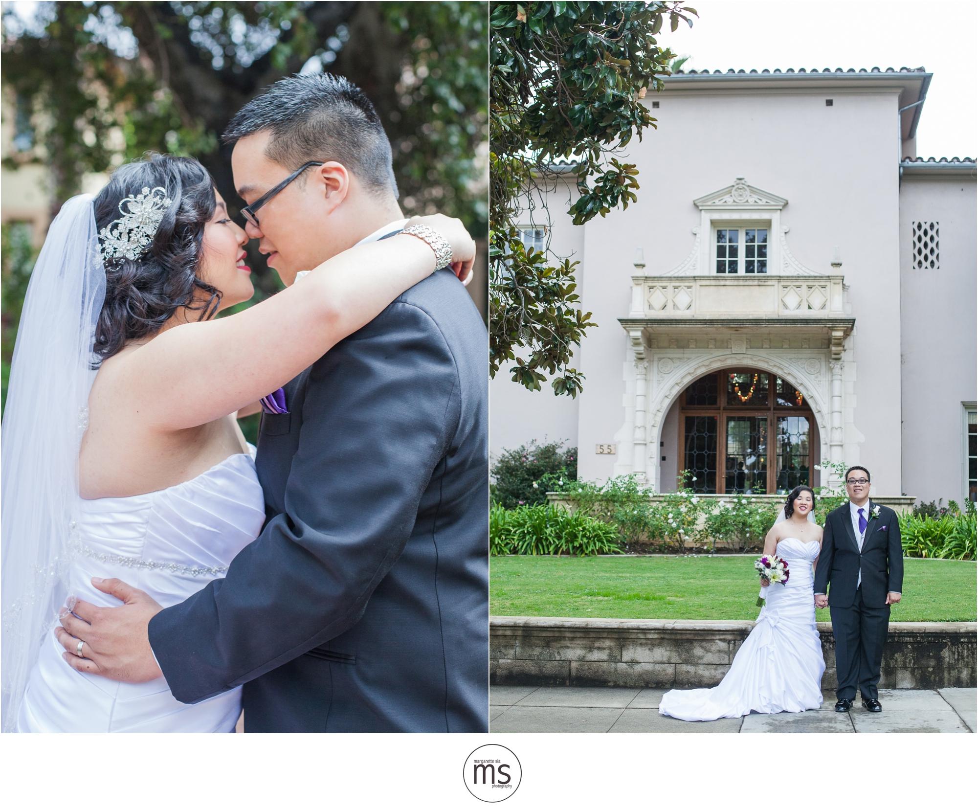 Philip & Ruby Maxwell House Wedding Photography Pasadena CA_0097