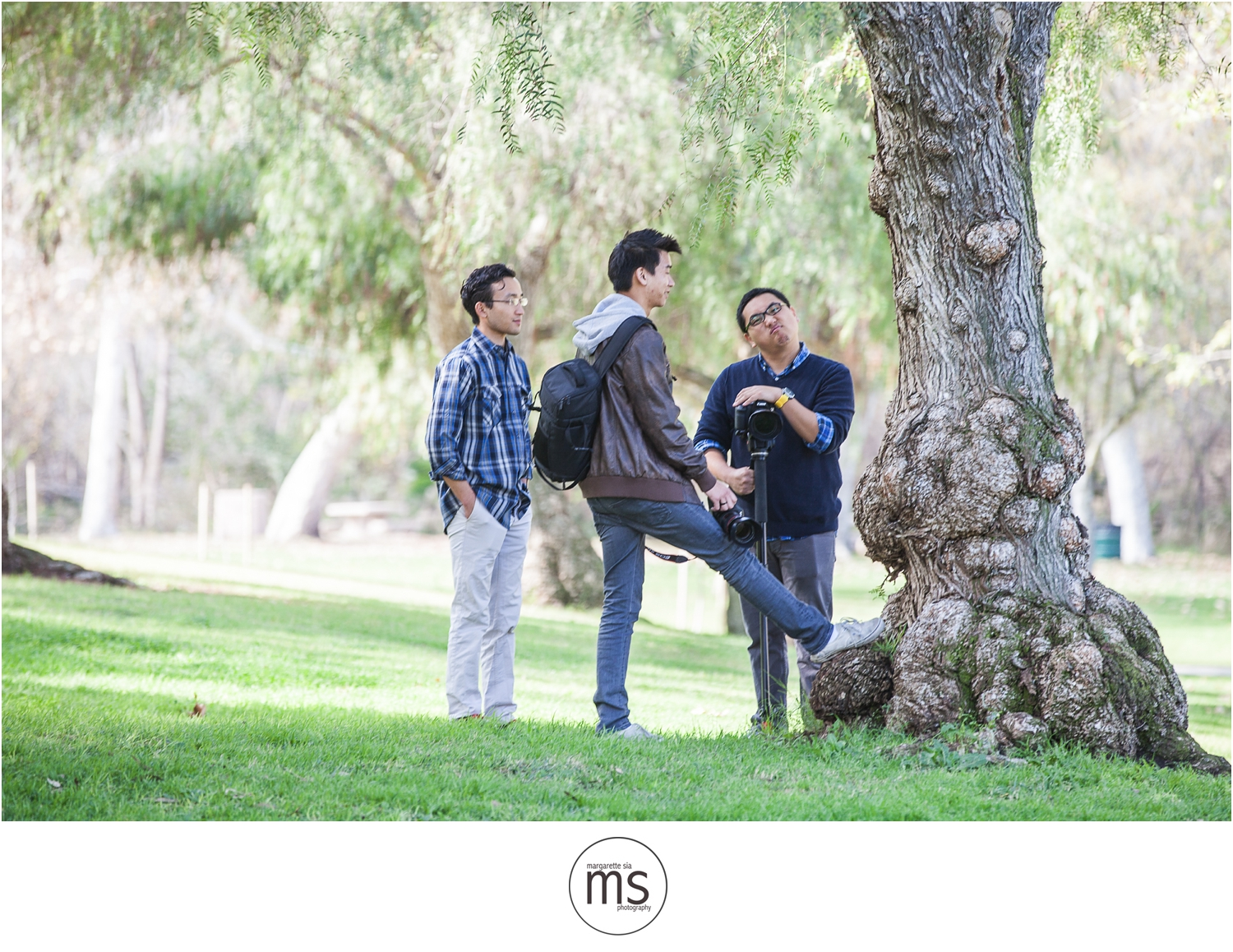 Christine Andy Starbucks Themed Proposal Shabarum Park Rowland Heights Portraits Margarette Sia Photography_0010