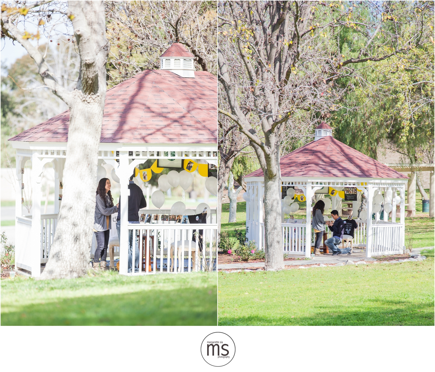 Christine Andy Starbucks Themed Proposal Shabarum Park Rowland Heights Portraits Margarette Sia Photography_0024