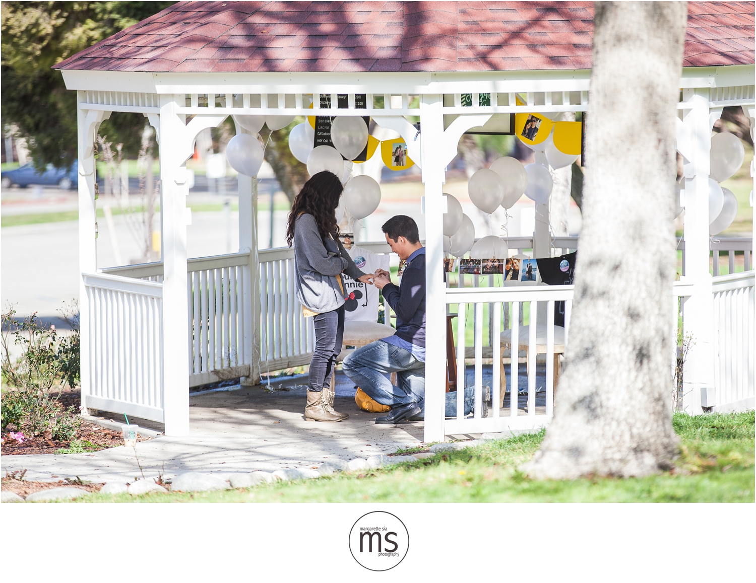 Christine Andy Starbucks Themed Proposal Shabarum Park Rowland Heights Portraits Margarette Sia Photography_0025