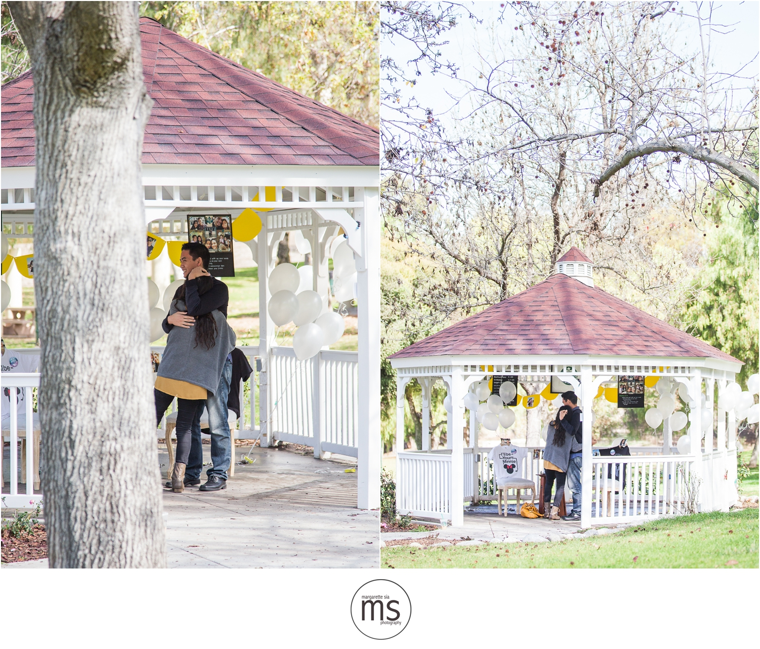 Christine Andy Starbucks Themed Proposal Shabarum Park Rowland Heights Portraits Margarette Sia Photography_0029