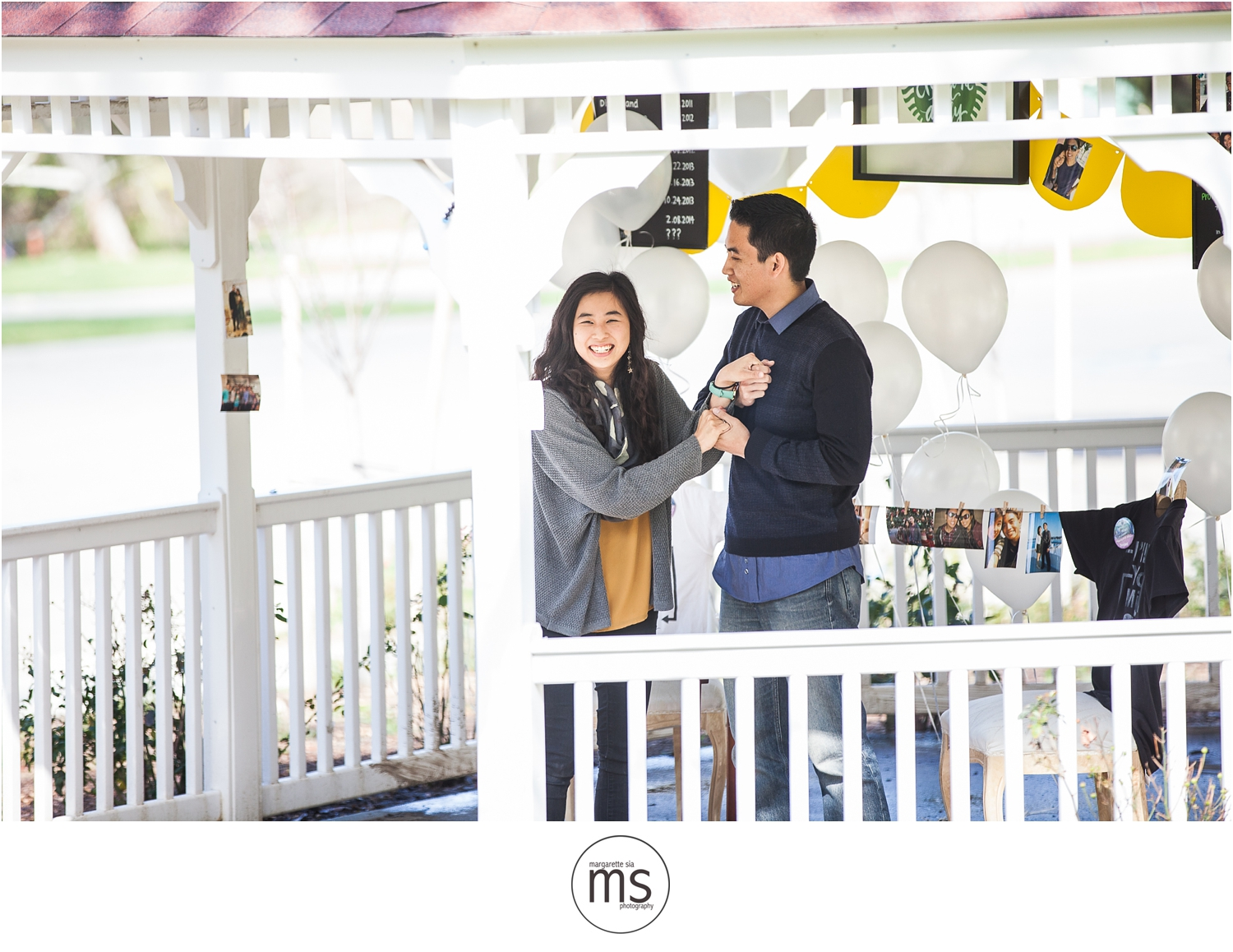 Christine Andy Starbucks Themed Proposal Shabarum Park Rowland Heights Portraits Margarette Sia Photography_0031