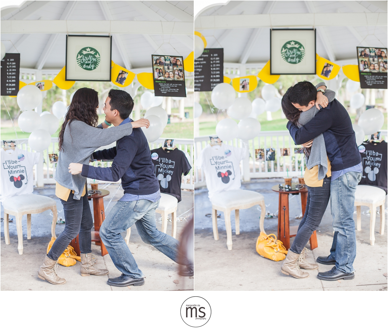 Christine Andy Starbucks Themed Proposal Shabarum Park Rowland Heights Portraits Margarette Sia Photography_0046