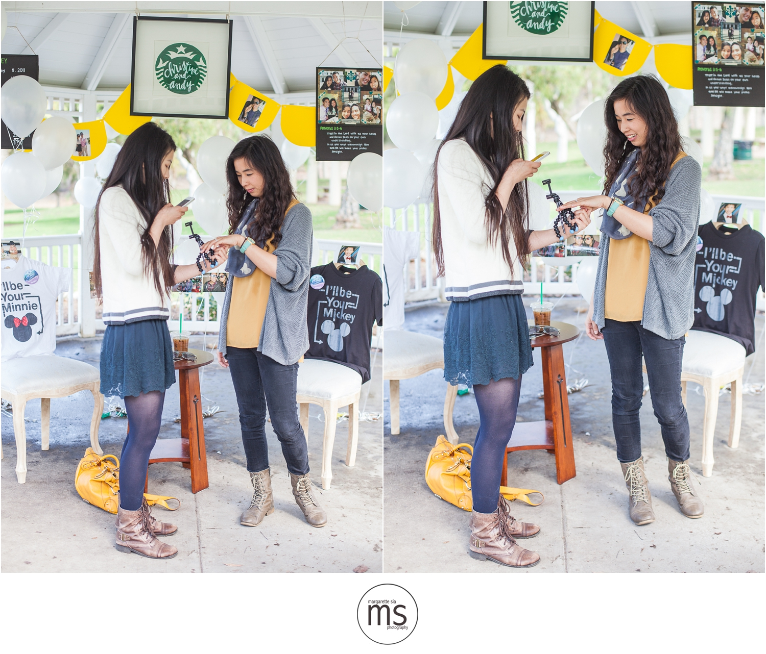 Christine Andy Starbucks Themed Proposal Shabarum Park Rowland Heights Portraits Margarette Sia Photography_0047