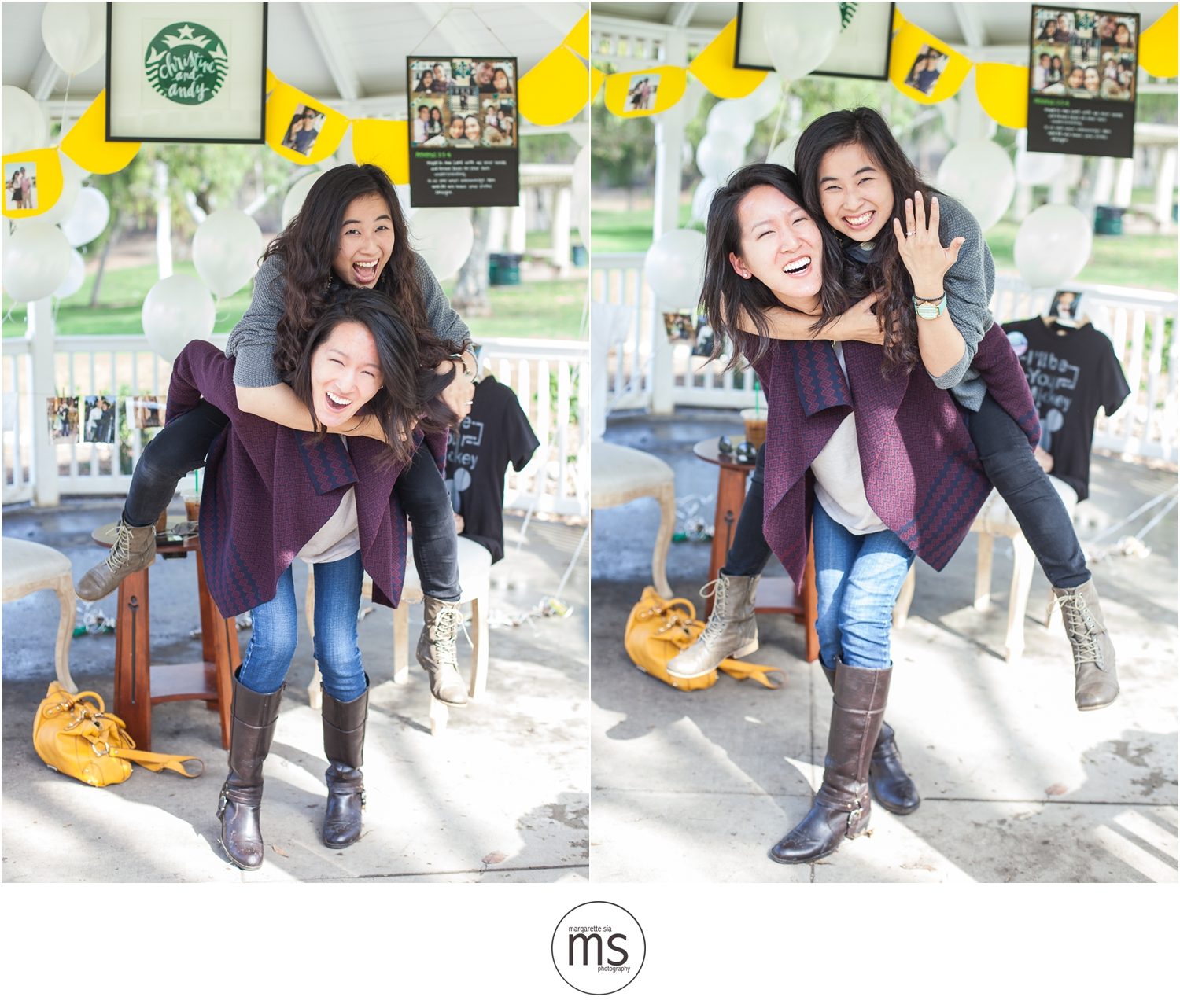 Christine Andy Starbucks Themed Proposal Shabarum Park Rowland Heights Portraits Margarette Sia Photography_0048