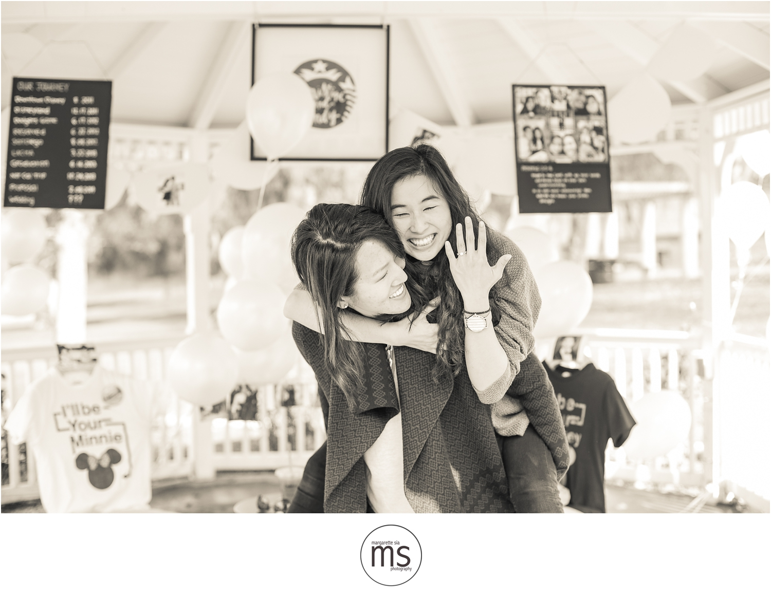 Christine Andy Starbucks Themed Proposal Shabarum Park Rowland Heights Portraits Margarette Sia Photography_0049
