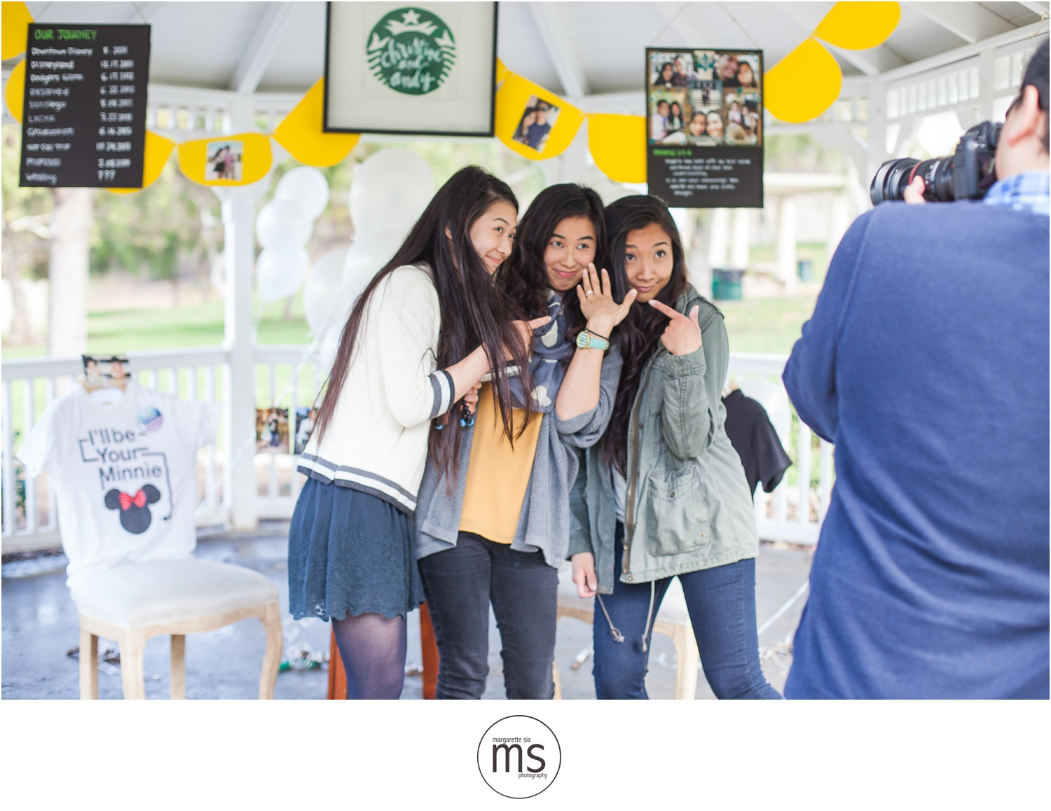 Christine Andy Starbucks Themed Proposal Shabarum Park Rowland Heights Portraits Margarette Sia Photography_0055