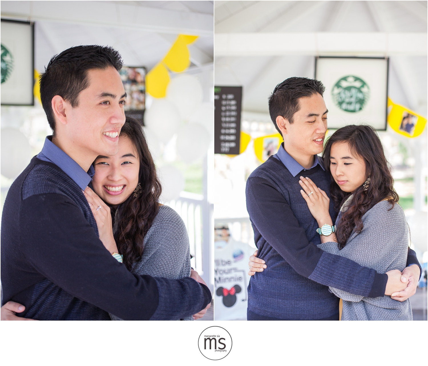 Christine Andy Starbucks Themed Proposal Shabarum Park Rowland Heights Portraits Margarette Sia Photography_0066