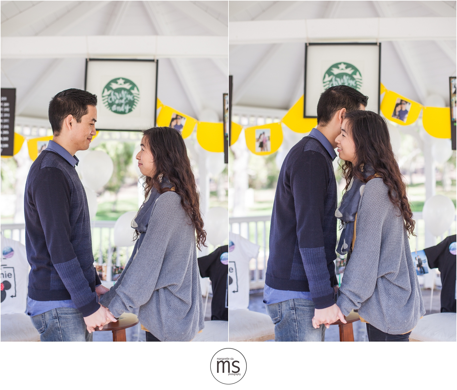 Christine Andy Starbucks Themed Proposal Shabarum Park Rowland Heights Portraits Margarette Sia Photography_0069