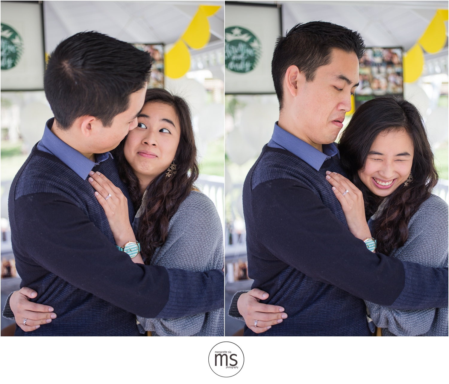 Christine Andy Starbucks Themed Proposal Shabarum Park Rowland Heights Portraits Margarette Sia Photography_0070