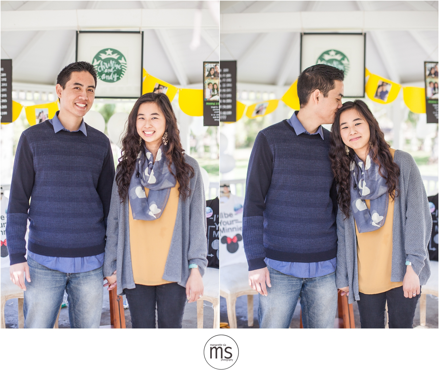 Christine Andy Starbucks Themed Proposal Shabarum Park Rowland Heights Portraits Margarette Sia Photography_0072