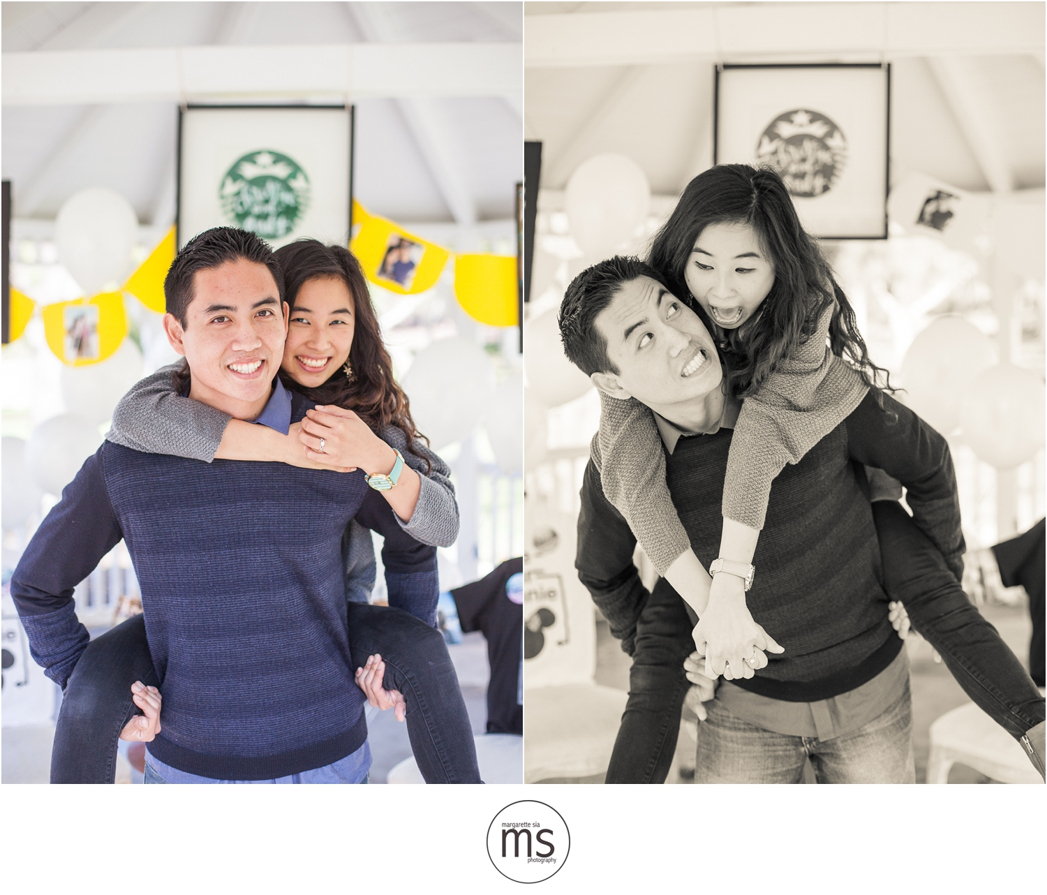 Christine Andy Starbucks Themed Proposal Shabarum Park Rowland Heights Portraits Margarette Sia Photography_0075