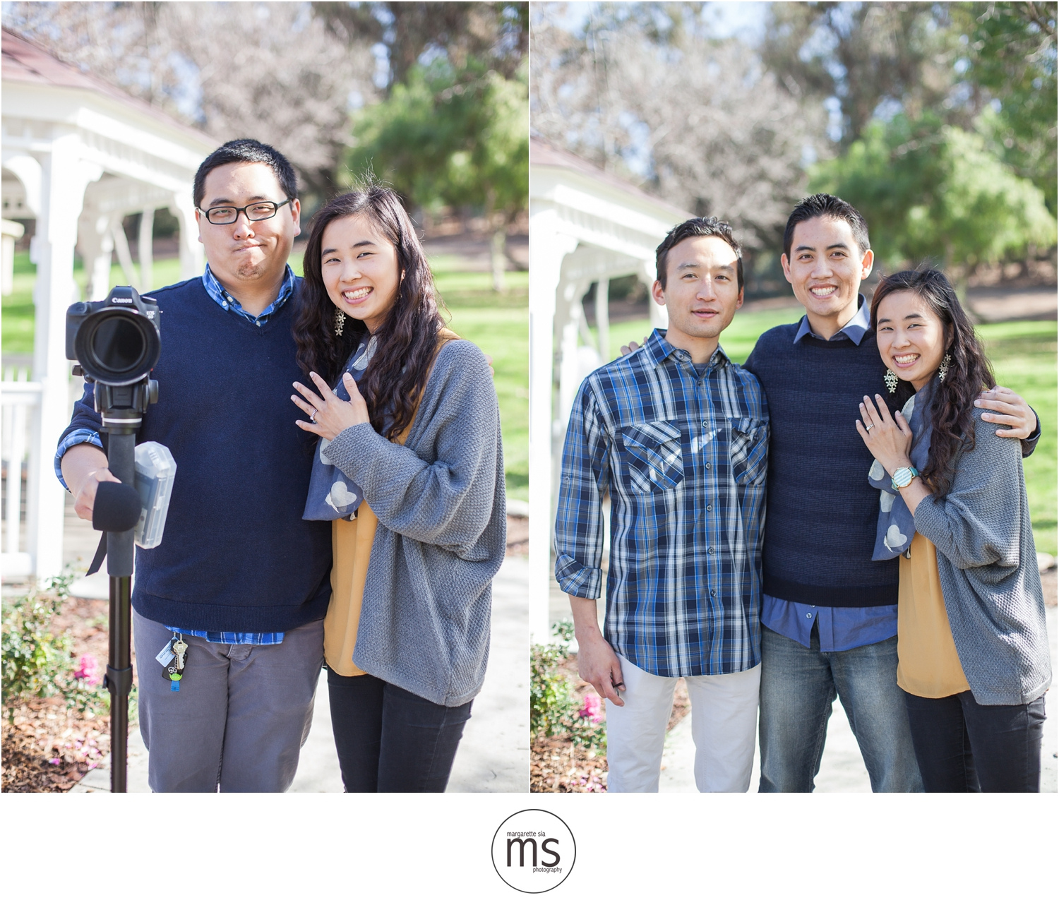 Christine Andy Starbucks Themed Proposal Shabarum Park Rowland Heights Portraits Margarette Sia Photography_0079