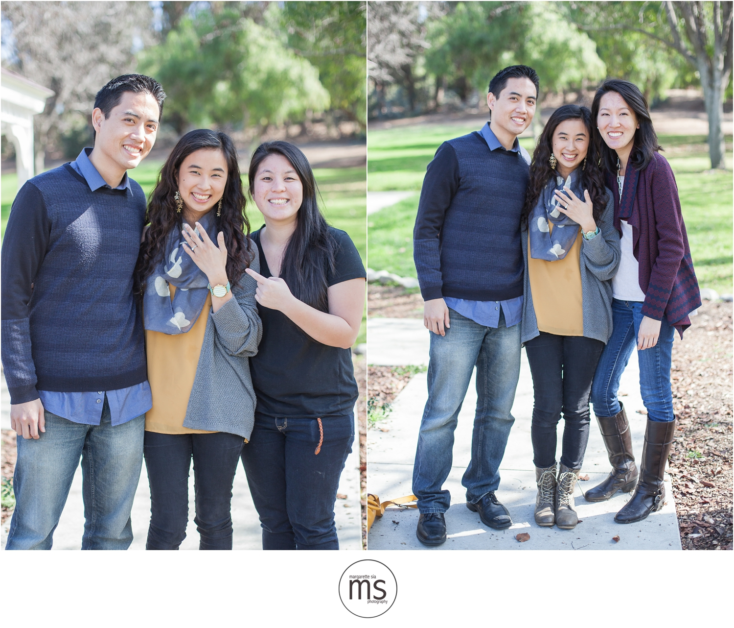 Christine Andy Starbucks Themed Proposal Shabarum Park Rowland Heights Portraits Margarette Sia Photography_0080