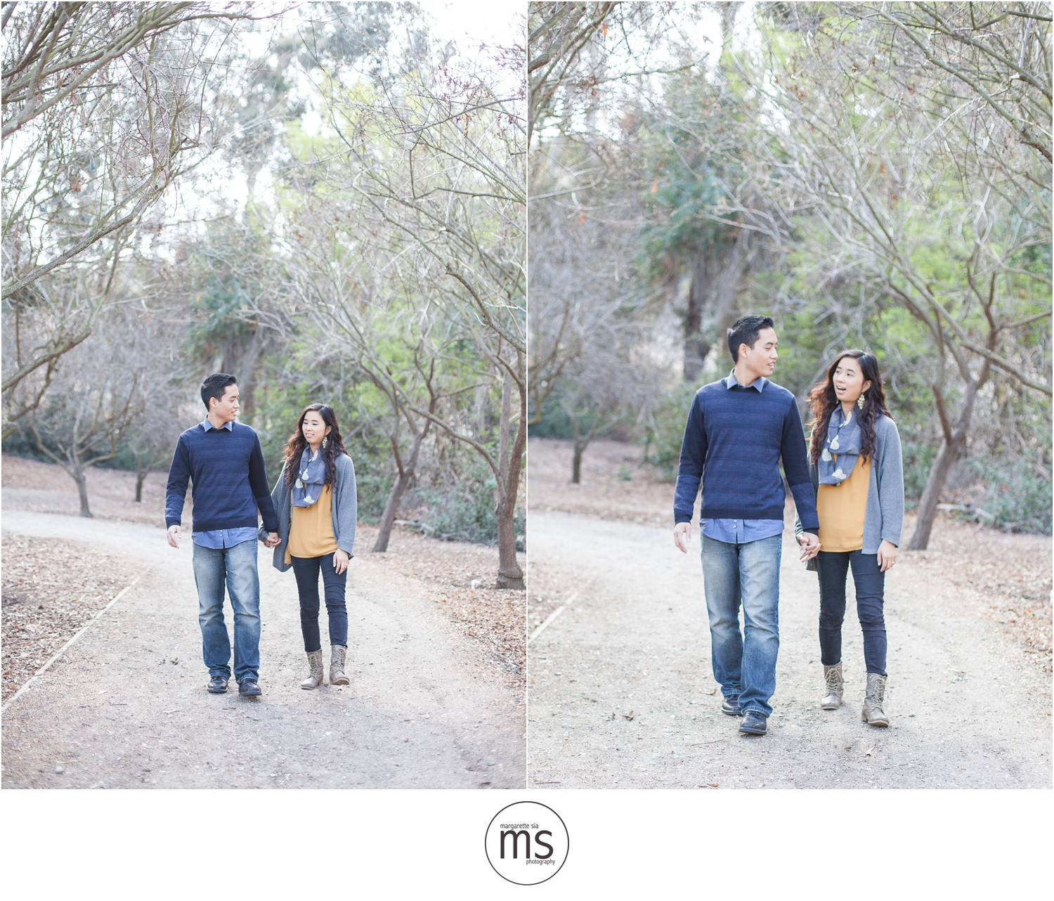 Christine Andy Starbucks Themed Proposal Shabarum Park Rowland Heights Portraits Margarette Sia Photography_0082