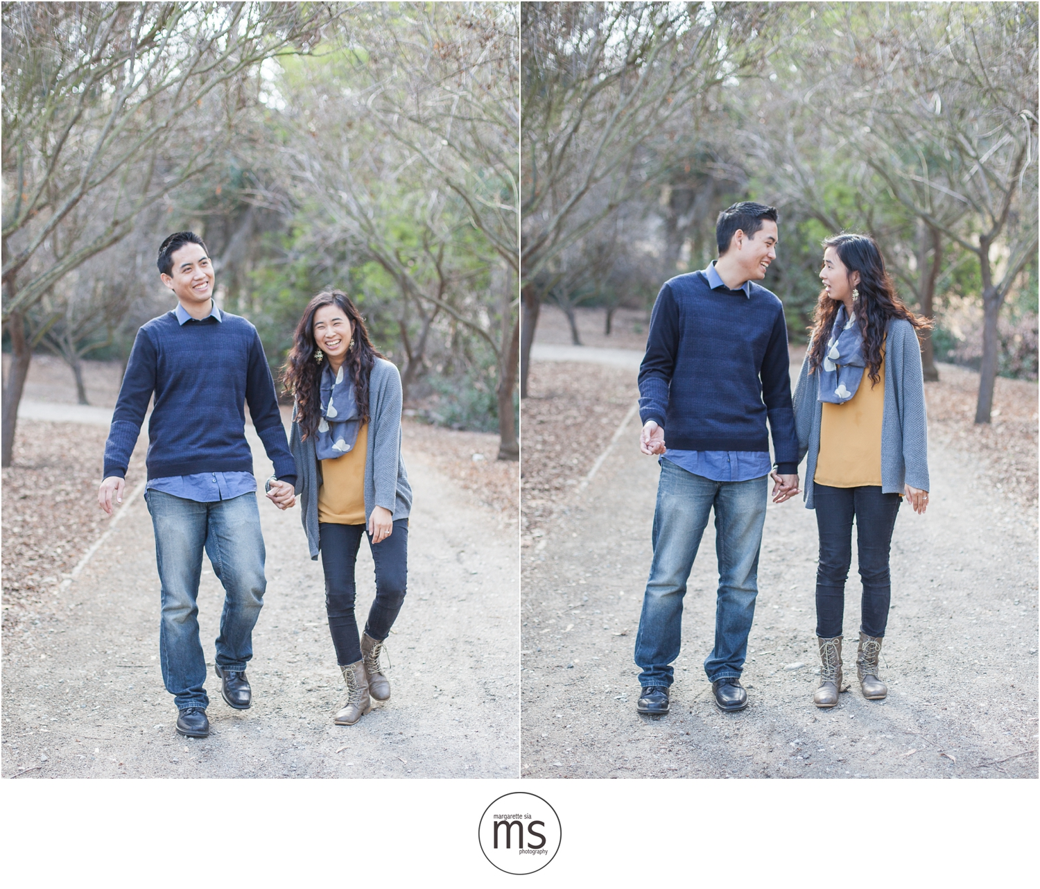 Christine Andy Starbucks Themed Proposal Shabarum Park Rowland Heights Portraits Margarette Sia Photography_0083