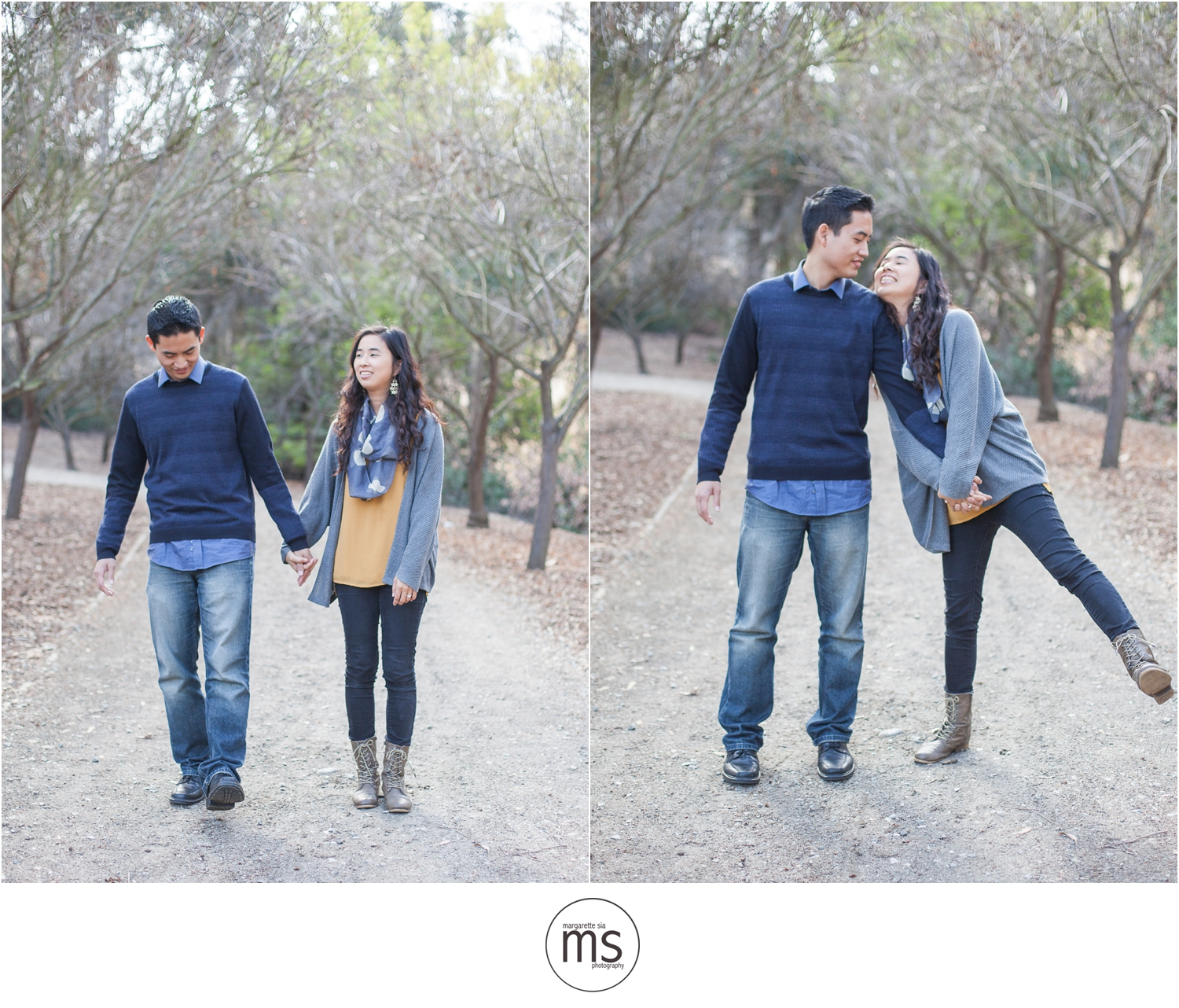 Christine Andy Starbucks Themed Proposal Shabarum Park Rowland Heights Portraits Margarette Sia Photography_0084