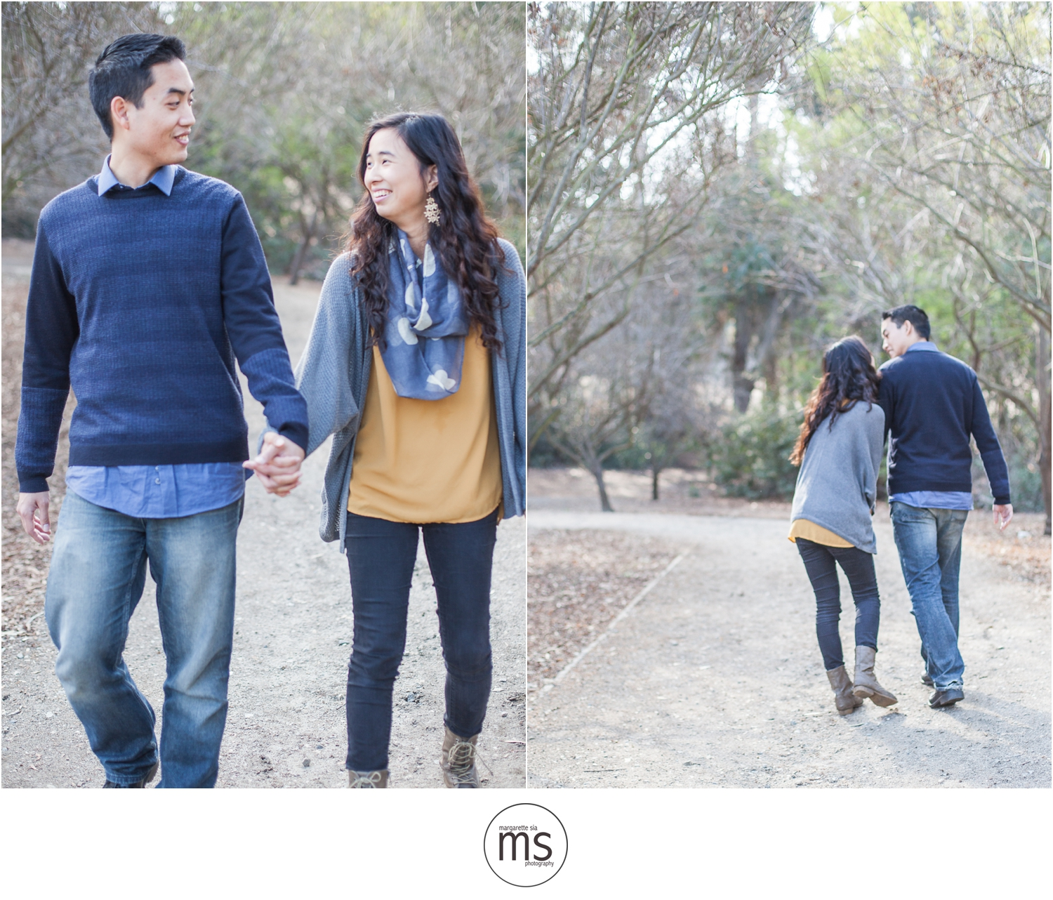 Christine Andy Starbucks Themed Proposal Shabarum Park Rowland Heights Portraits Margarette Sia Photography_0085