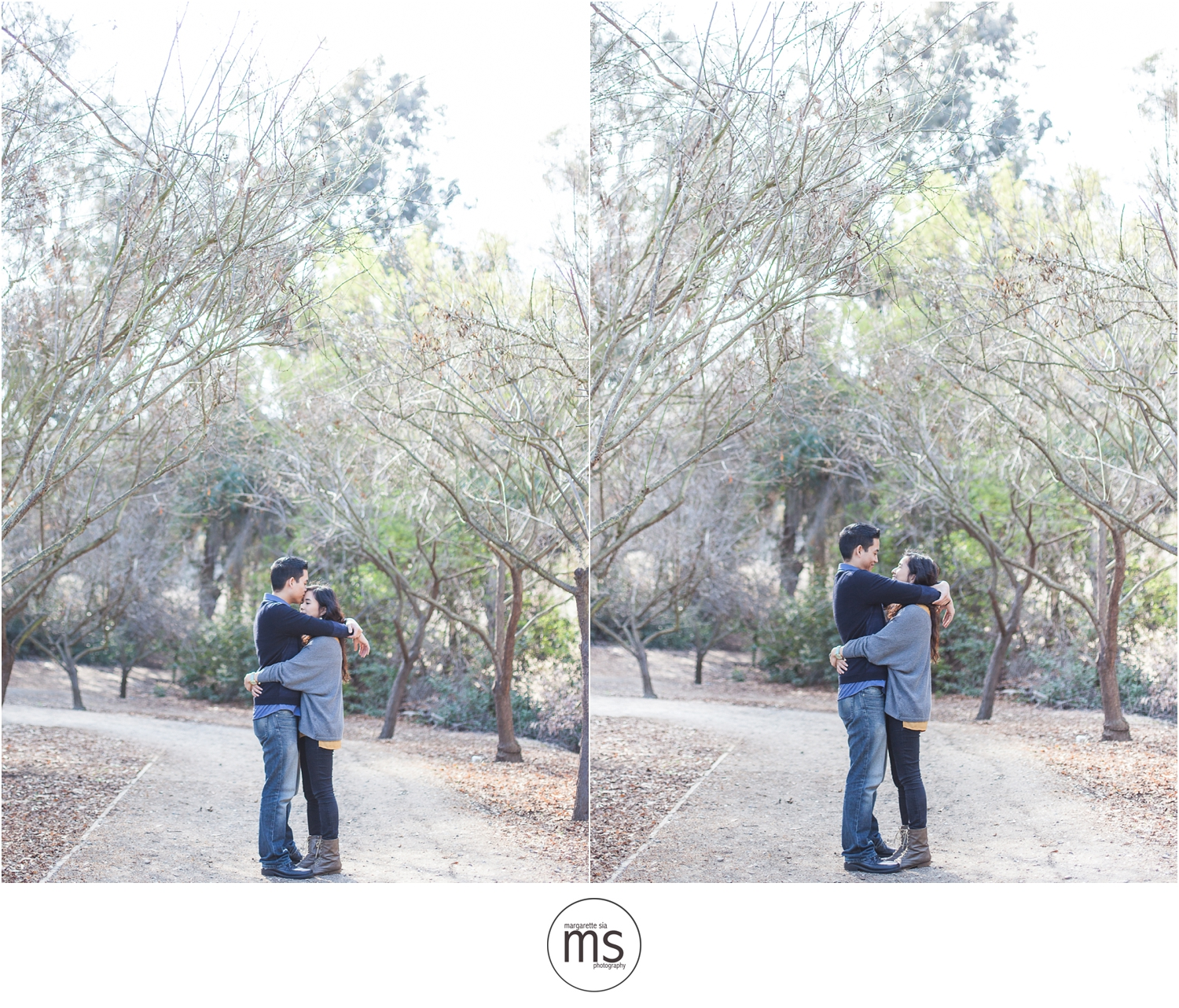 Christine Andy Starbucks Themed Proposal Shabarum Park Rowland Heights Portraits Margarette Sia Photography_0086