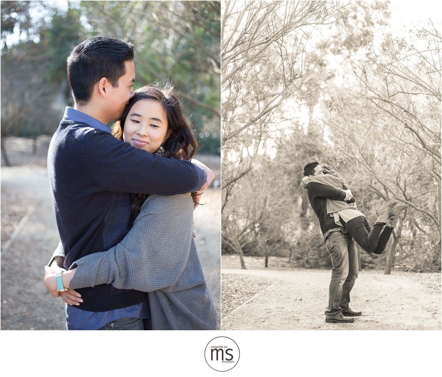 Christine Andy Starbucks Themed Proposal Shabarum Park Rowland Heights Portraits Margarette Sia Photography_0088