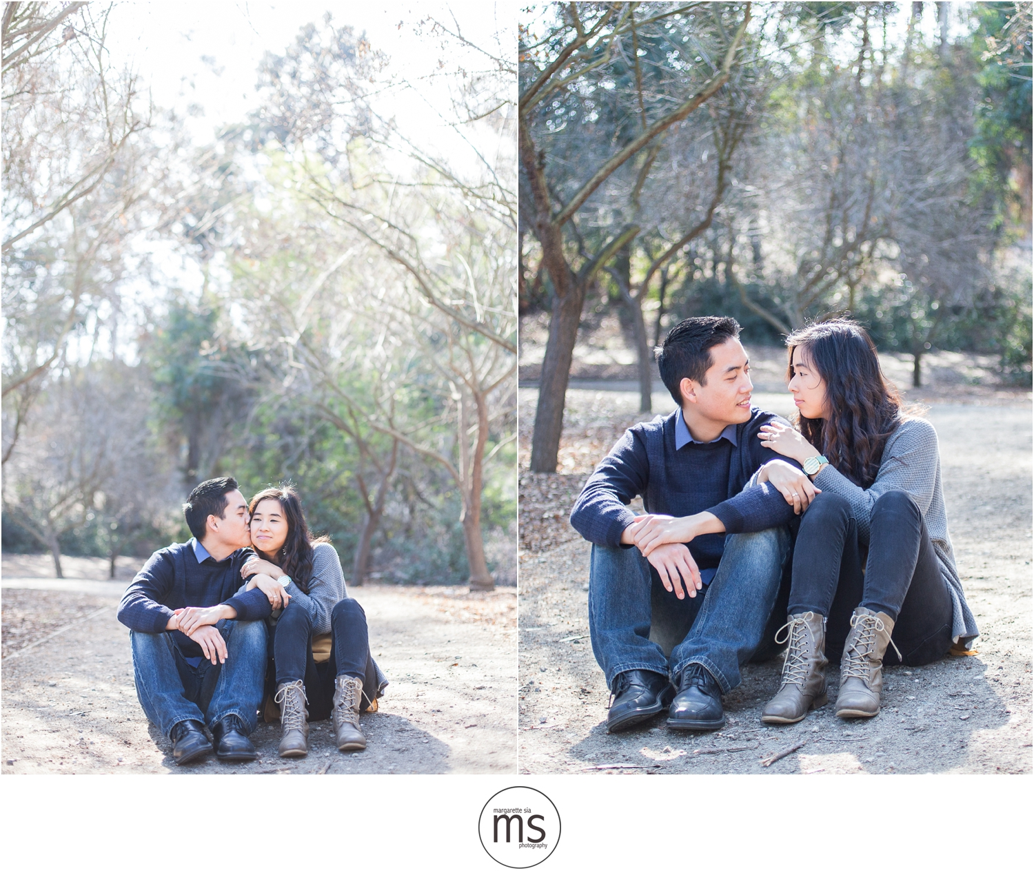Christine Andy Starbucks Themed Proposal Shabarum Park Rowland Heights Portraits Margarette Sia Photography_0096