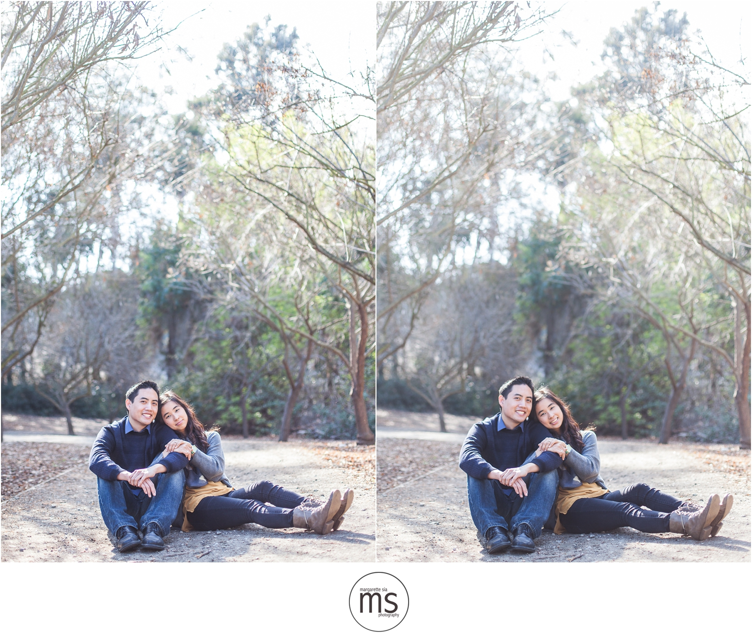 Christine Andy Starbucks Themed Proposal Shabarum Park Rowland Heights Portraits Margarette Sia Photography_0097