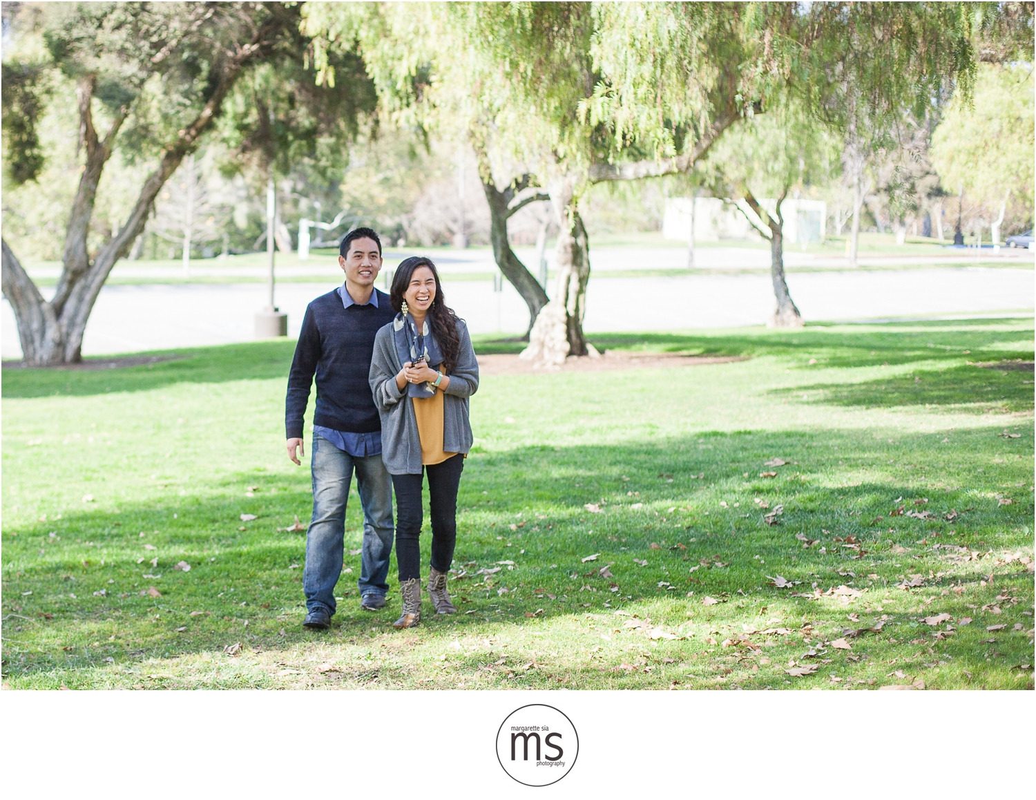 Christine Andy Starbucks Themed Proposal Shabarum Park Rowland Heights Portraits Margarette Sia Photography_0110