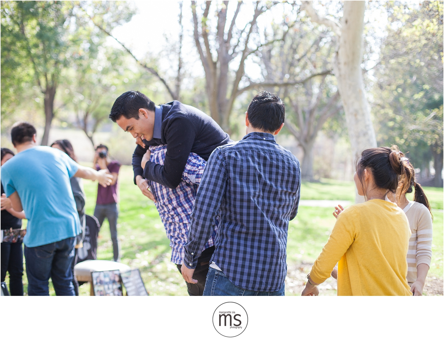 Christine Andy Starbucks Themed Proposal Shabarum Park Rowland Heights Portraits Margarette Sia Photography_0116
