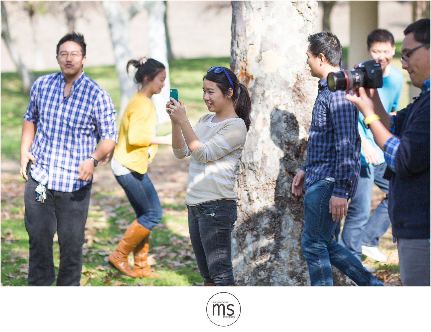 Christine Andy Starbucks Themed Proposal Shabarum Park Rowland Heights Portraits Margarette Sia Photography_0117