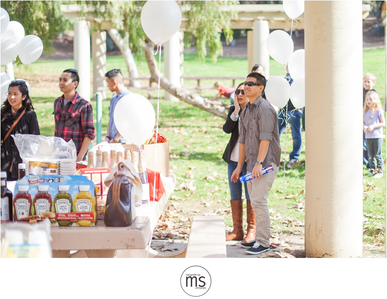 Christine Andy Starbucks Themed Proposal Shabarum Park Rowland Heights Portraits Margarette Sia Photography_0136