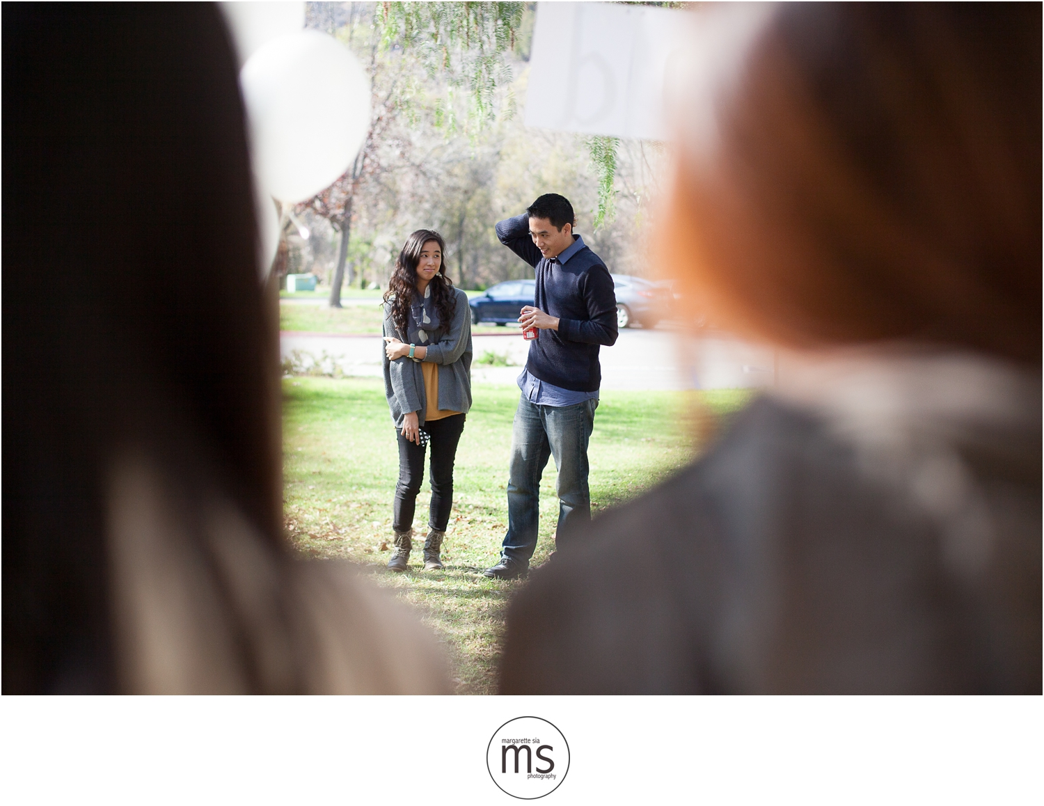 Christine Andy Starbucks Themed Proposal Shabarum Park Rowland Heights Portraits Margarette Sia Photography_0139