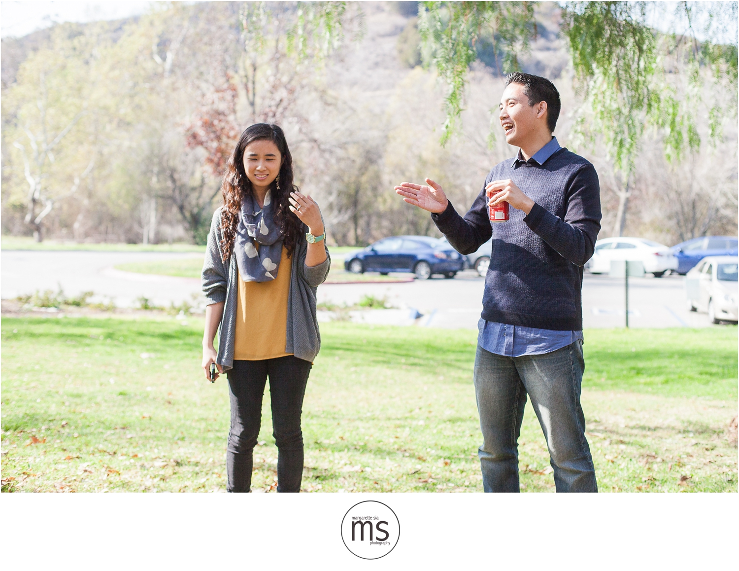 Christine Andy Starbucks Themed Proposal Shabarum Park Rowland Heights Portraits Margarette Sia Photography_0143