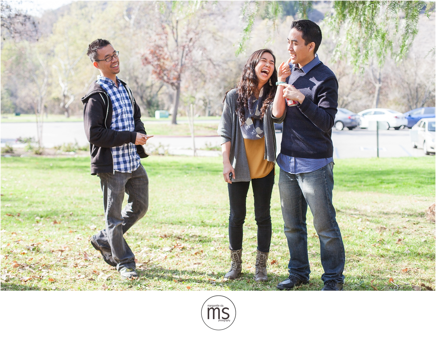 Christine Andy Starbucks Themed Proposal Shabarum Park Rowland Heights Portraits Margarette Sia Photography_0146