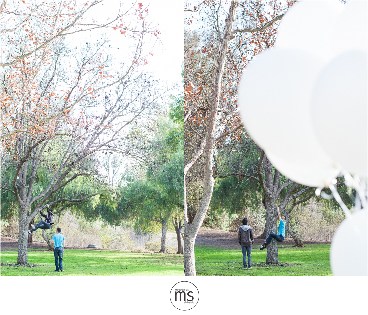 Christine Andy Starbucks Themed Proposal Shabarum Park Rowland Heights Portraits Margarette Sia Photography_0158