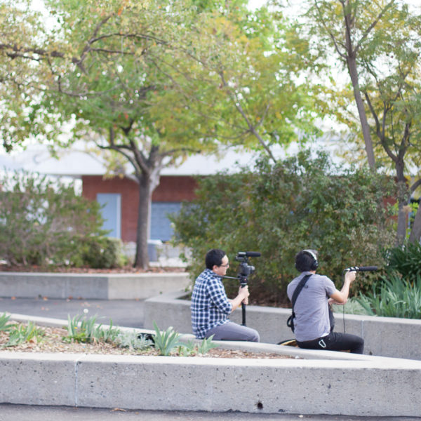 Behind the Scenes: Eric & Emmeline's Engagement Session | Rowland Heights, CA
