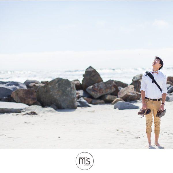 How I Location Scout for Bridal Sessions| Coronado Beach, CA
