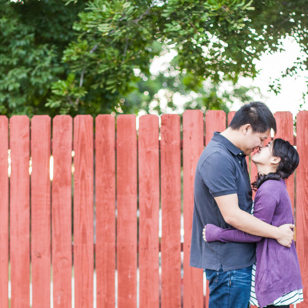 Eric & Emmeline's Engagement Portraits | Walnut, CA